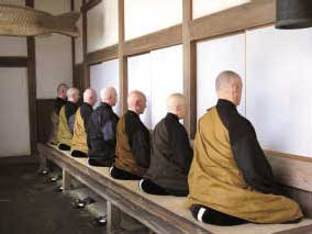 Gt 日本文化におけるプレゼンスの象徴⎟座禅